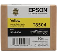 Epson Singlepack T850400 Photo Yellow UltraChrome HD - žlutá