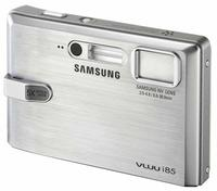 Samsung i85 stříbrný
