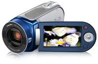 Samsung VP-MX20 modrá