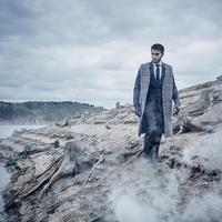 Freezing portrét s Davidem Tureckým