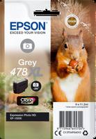 Epson náplň Claria 478XL T04F6 šedá
