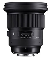 Sigma 105 mm f/1,4 DG HSM Art pro Canon
