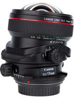 Canon TS-E 17mm f/4,0 L