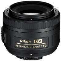 Nikon 35mm f/1,8 AF-S NIKKOR G DX