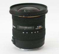 Sigma 10-20mm f/3,5 EX DC HSM pro Nikon