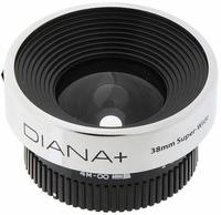 Lomography 38mm Super Wide A.Lens pro Diana