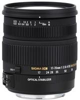 Sigma 17-70mm F 2,8-4,0 DC Macro HSM pro Pentax