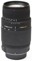 Sigma 70-300mm f/4,0-5,6 DG OS pro Sony