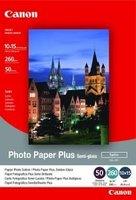 Canon fotopapír SG-201 Plus Semi-gloss (10×15 cm) 50 listů