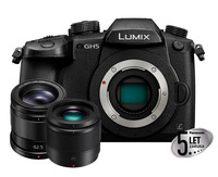 Panasonic Lumix DC-GH5 tělo