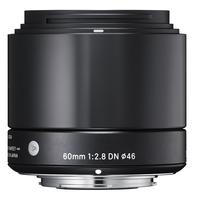 Sigma 60mm f/2,8 DN Art pro micro 4/3 černý