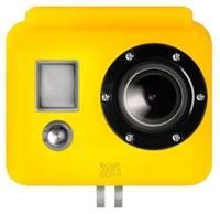 GoPro silikonový kryt žlutý