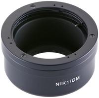 Novoflex adaptér z Olympus OM na Nikon 1