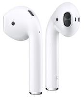 Apple sluchátka AirPods s nabíjecím pouzdrem