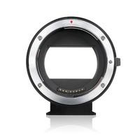 Meike adaptér Sony E na Canon EF
