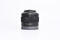 Sony FE 35mm f/2.8 ZA Sonnar T bazar