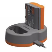 Hähnel Extreme akumulátor EN-EL15 pro Nikon vč. nabíječky