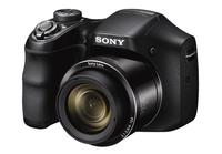 Sony CyberShot DSC-H200 + 8GB karta + brašna DFV42 + čistící utěrka!