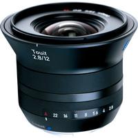 Zeiss Touit T* 12 mm f/2,8 X pro Fuji X