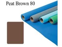 Fomei papírové pozadí 2,7x11m peat brown