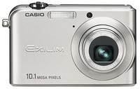Casio EXILIM Z1000 stříbrný