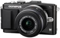 Olympus E-PL5 + 14-150 mm + 15 mm černý
