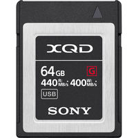 Sony XQD 64GB G série