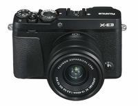 Fujifilm X-E3 + 15-45 mm