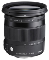 Sigma 17-70mm f/2,8-4,0 DC Macro HSM Contemporary pro Sony