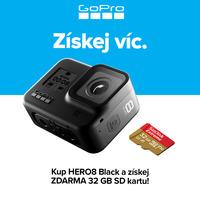 GoPro HERO8 Black + SD karta