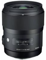Sigma 35mm f/1,4 DG HSM Art pro Sony A