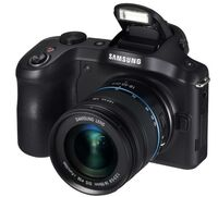 Samsung Galaxy NX + 18-55 mm III OIS i-Function