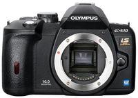 Olympus E-510 tělo
