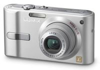 Panasonic DMC-FX10 stříbrný