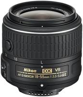 Nikon 18-55mm f/3,5-5,6 G AF-S DX VR II