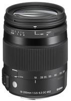 Sigma 18-200mm f/3,5-6,3 DC Macro OS HSM Contemporary pro Nikon