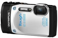 Olympus TG-850 stříbrný + 8GB karta + neoprenové pouzdro + plovoucí poutko!