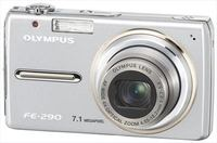 Olympus FE-290 stříbrný