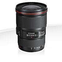 Canon představil dva širokoúhlé objektivy