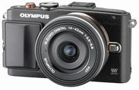 Olympus PEN E-PL6 + 14-42 mm EZ Expression Kit