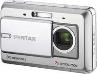 Pentax Optio Z10 stříbrný