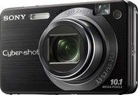 Sony DSC-W170 černý+ 2GB MS DUO karta + pouzdro!