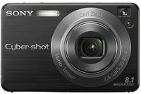 Sony DSC-W130 černý