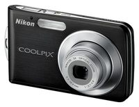 Nikon CoolPix S210 černý