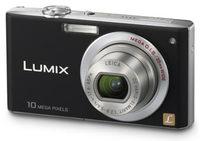Panasonic Lumix DMC-FX35 černý