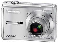 Olympus FE-310 stříbrný