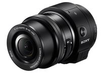 Sony ILCE-QX1 + 16-50 mm