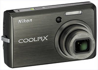 Nikon CoolPix S600 černý