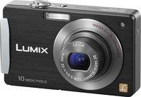Panasonic Lumix DMC-FX500 černý