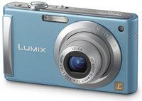 Panasonic Lumix DMC-FS3 modrý